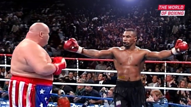 Mike Tyson – The Hardest Puncher in Boxing Ever