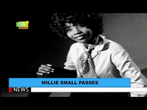 Millie Small Passes