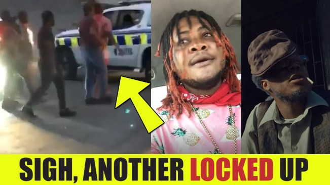 Police Lock up Another Artiste
