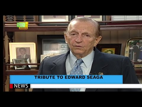 Tribute To Edward Seaga