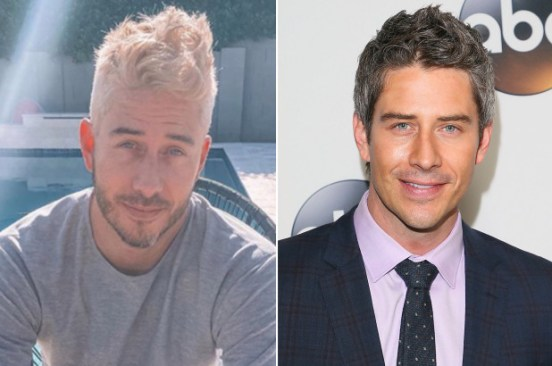 Arie Luyendyk Jr.'s new platinum blond hair divides Bachelor Nation