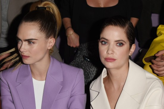 Cara Delevingne defends ex Ashley Benson after she's seen kissing G-Eazy