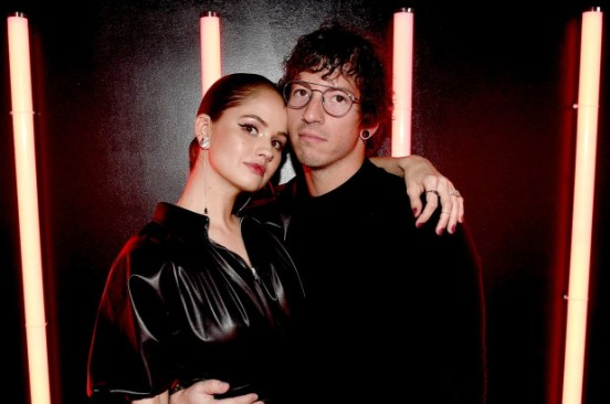 Debby Ryan and Josh Dun secretly got married in New Year's Eve wedding