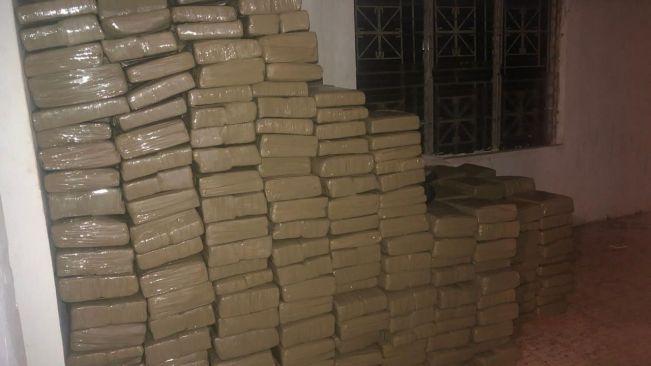 Cops seize J$35 M in drugs