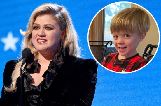 Kelly Clarkson reveals 4-year-old son, Remy, has speech delays