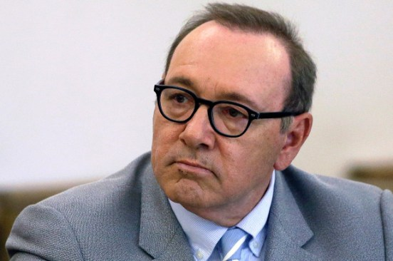 Kevin Spacey's 'entertaining' (ugh) coronavirus comments