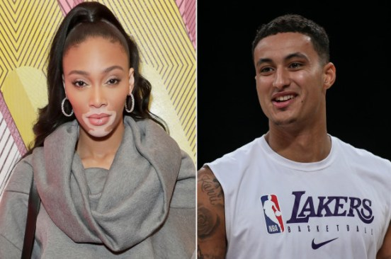 Winnie Harlow and Kyle Kuzma are dating