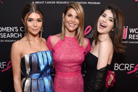 Lori Loughlin's daughters 'devastated' over parents' guilty plea in college scandal