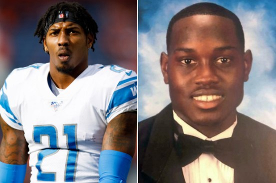 Lions' Tracy Walker watched cousin Ahmaud Arbery's death over 100 times: 'Pissed off'