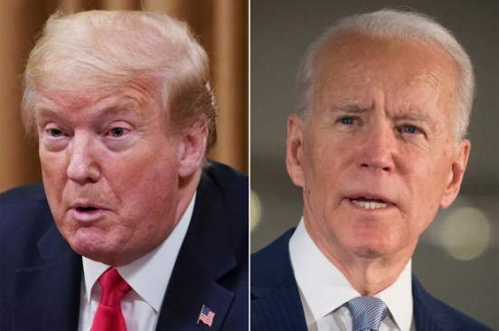 Trump tells Biden to 'fight' Tara Reade's sexual assault charges