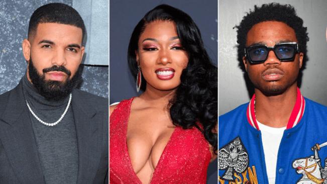 Drake, Megan Thee Stallion Lead BET Awards Nominations