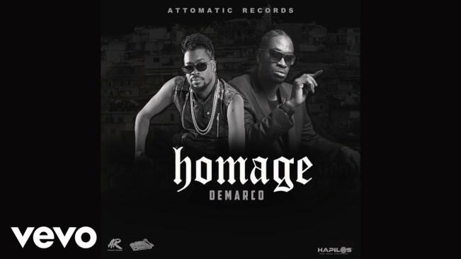 Demarco Sings 'Homage' To Beenie Man & Bounty Killer