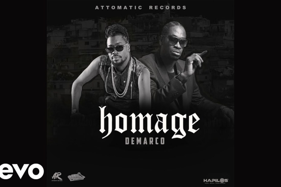 Demarco Sings 'Homage' To Beenie Man & Bounty Killer