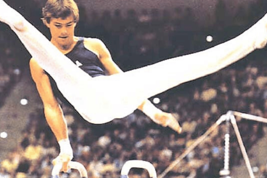 Kurt Thomas, world champion gymnast, dead from stroke at 64