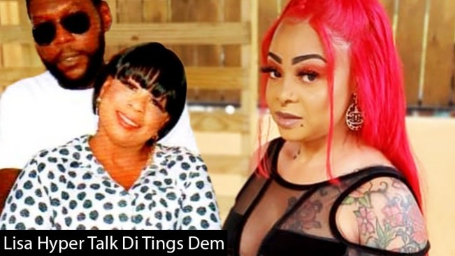 Lisa Hyper Confronts Vybz Kartel's Wife About First Lady Status