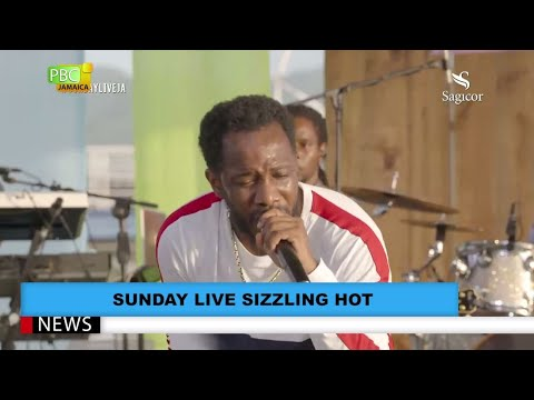 Sunday Live Sizzling Hot