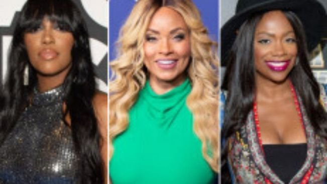 'Real Housewives' talk voting, race and police brutality
