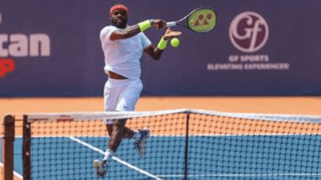 American Tennis player Tiafoe test positive for COVID-19 in Atlanta
