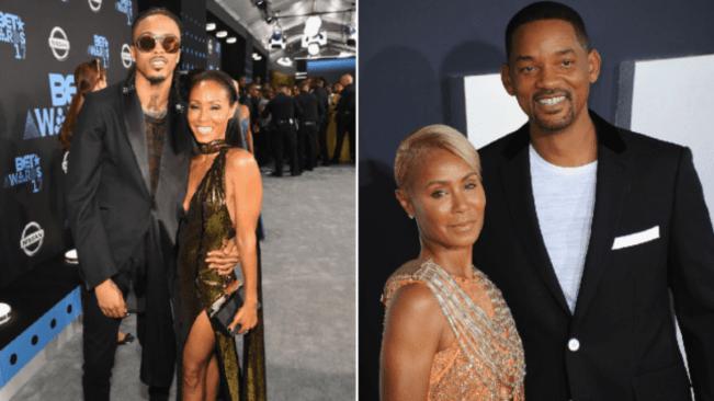 Jada Pinkett Smith Denies Singer's Claim Will Smith Gave Blessing To Alleged Affair