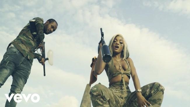 Jahvillani & Moyann Sizzle In New Video For 'Gangster Love': Watch