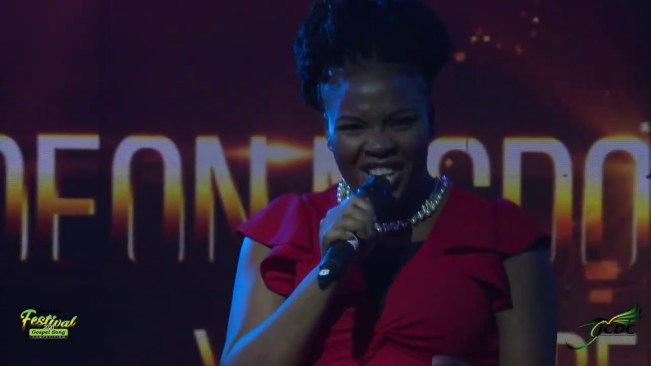 LIVE NOW: Jamaica Gospel Song Competition 2020 – Live Performance