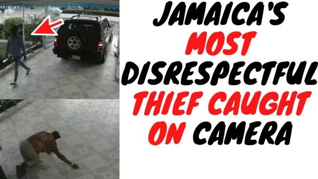 Jamaican Grandma Gets Violated On Her Property As Wasteman Purse Grabber Strikes Again