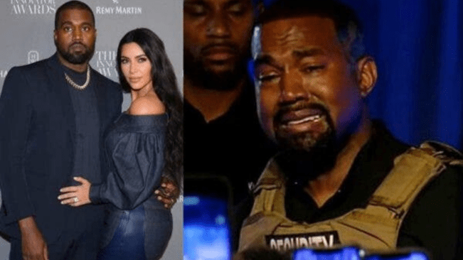 Kim Kardashian West Releases Statement on Kanye's Mental Health