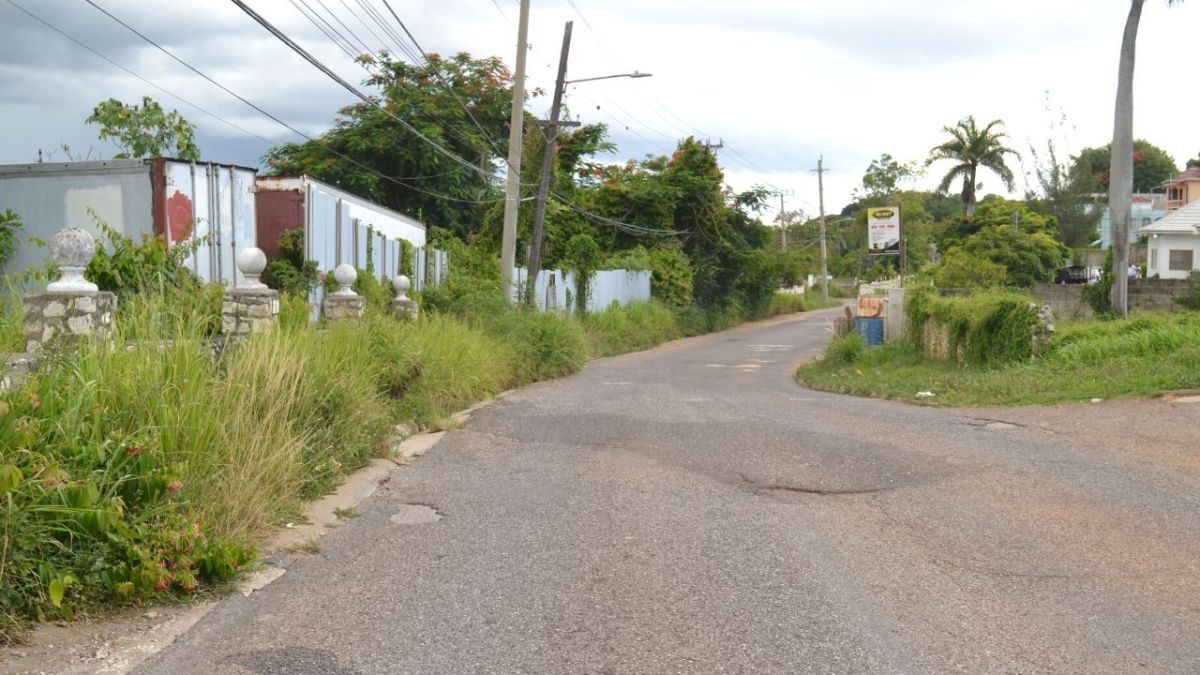Man murdered in Mobay