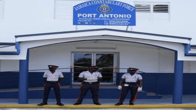 Port Antonio Has a New Police Station