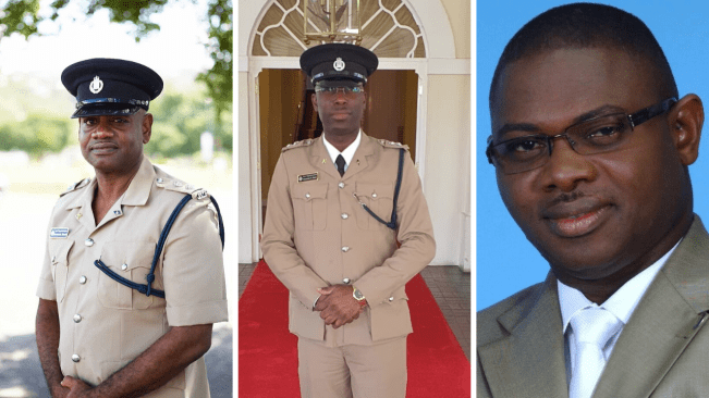 Several Officers Promoted to the Rank of Deputy Superintendent of Police