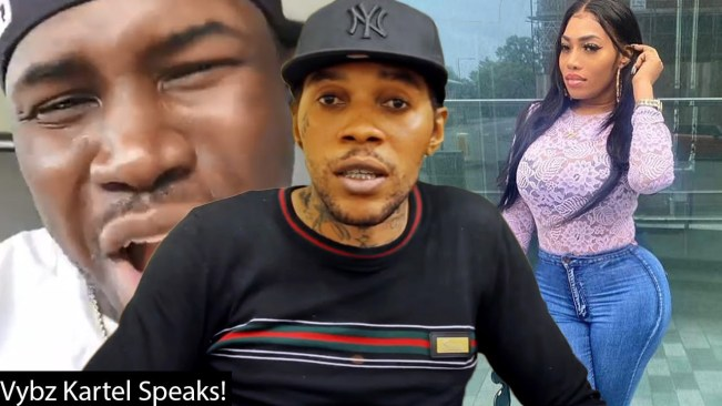 Vybz Kartel Sends Message To Foota About His Side Chick