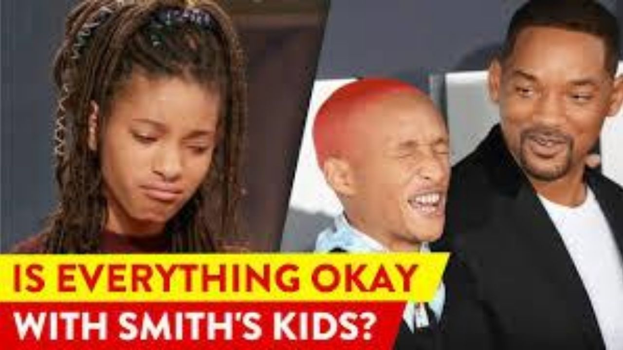 6 Disturbing Things We Ignore About Will Smith's Kids