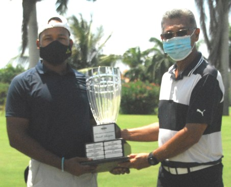 William Knibbs to defend Alliance Buccaneer Golf Tournament