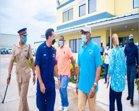 Bahamian Officials Say Damage From Hurricane Isaias Is Minimal