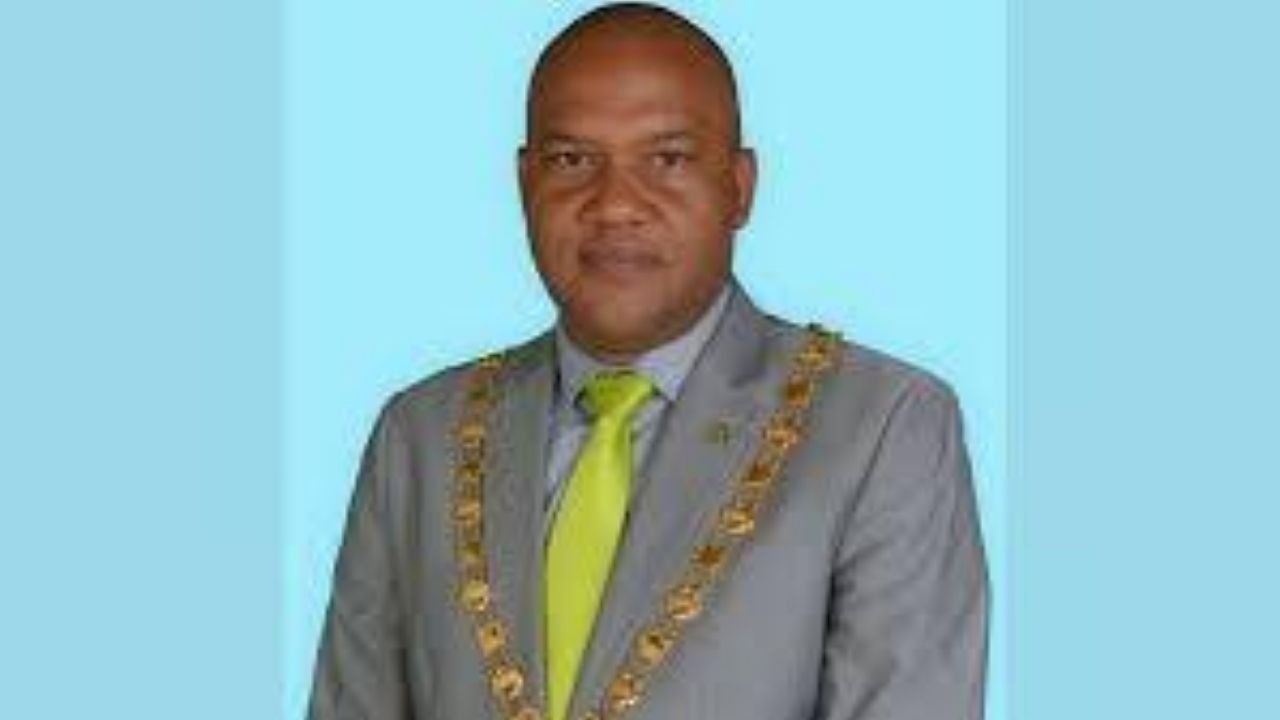 Mayor of Port Maria Richard Creary has tested positive for COVID-19