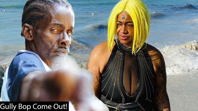 Gully Bop Buss Out This About Amari After Neko