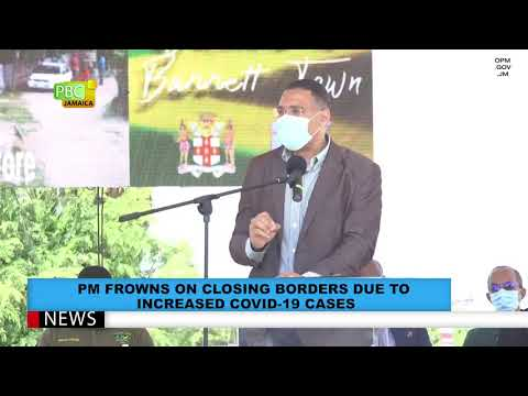PM Frowns On Closing Borders Due To Increased COVID-19 Cases