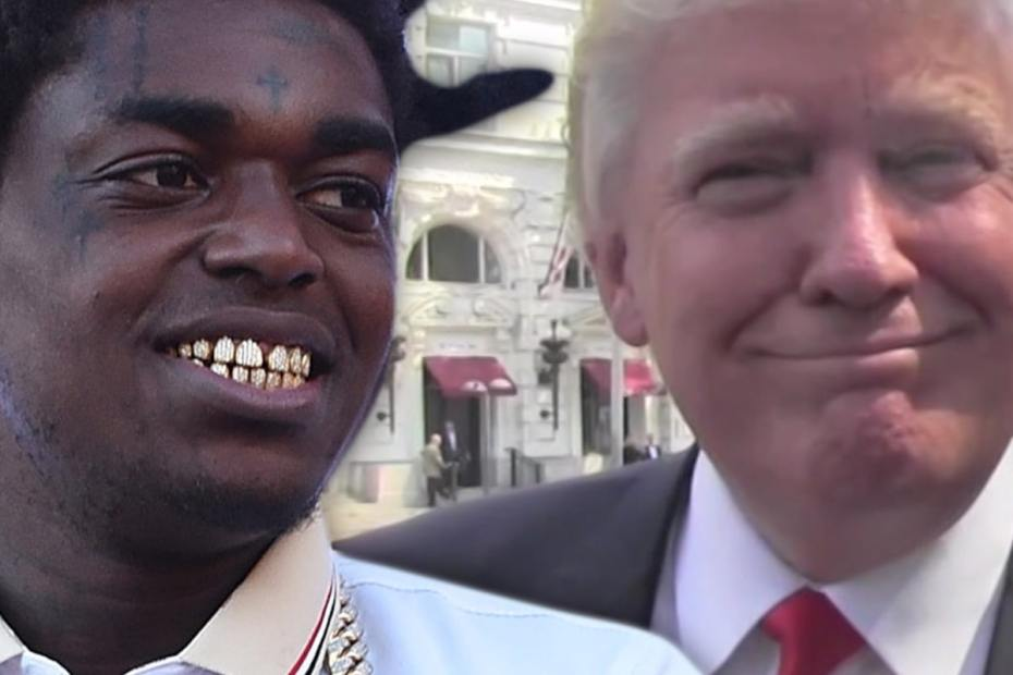 Kodak Black begs Donald Trump to release him from prison