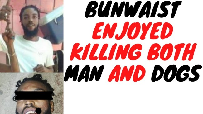 """Bunwaist Is Now Being Hailed As A """"Top Man"""" For Being A Cop Killer"""