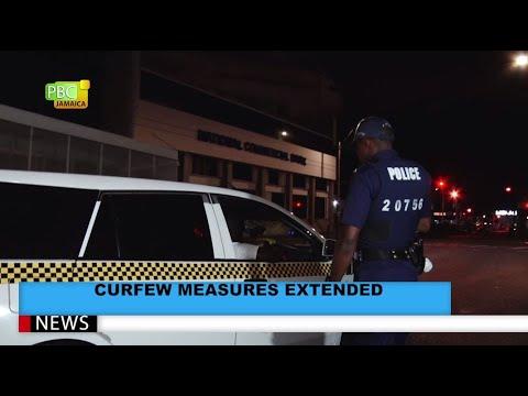 Curfew Measures Extended