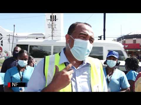 Gov't works on preventing spread of Covid-19
