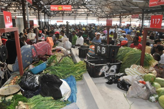 Market vendors are the ones driving up food prices, say farmers