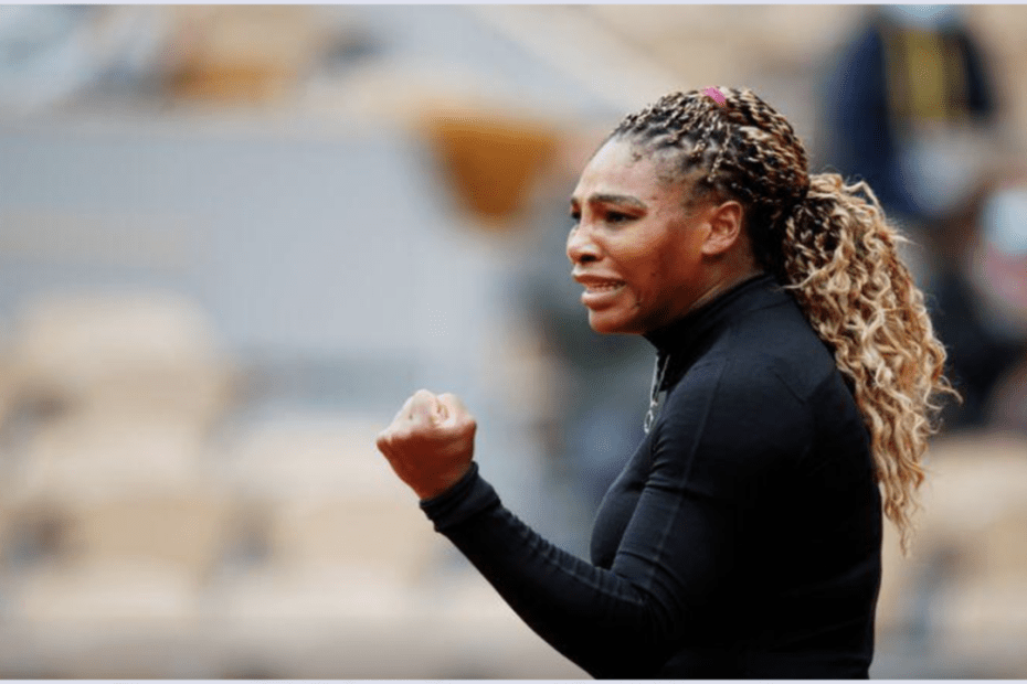 Williams Digs Deep Stop Ahn At Roland Garros