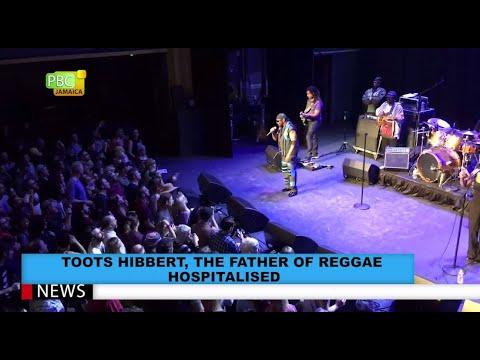 Toots Hibbert, The Father Of Reggae Hospitalised