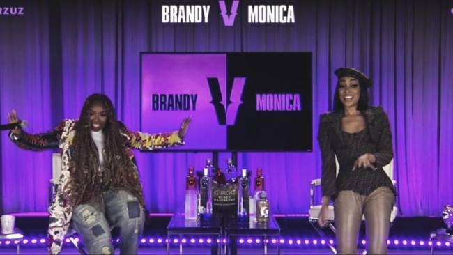 Over 20 Million U.S. Song Streams for Brandy & Monica after Verzuz battle