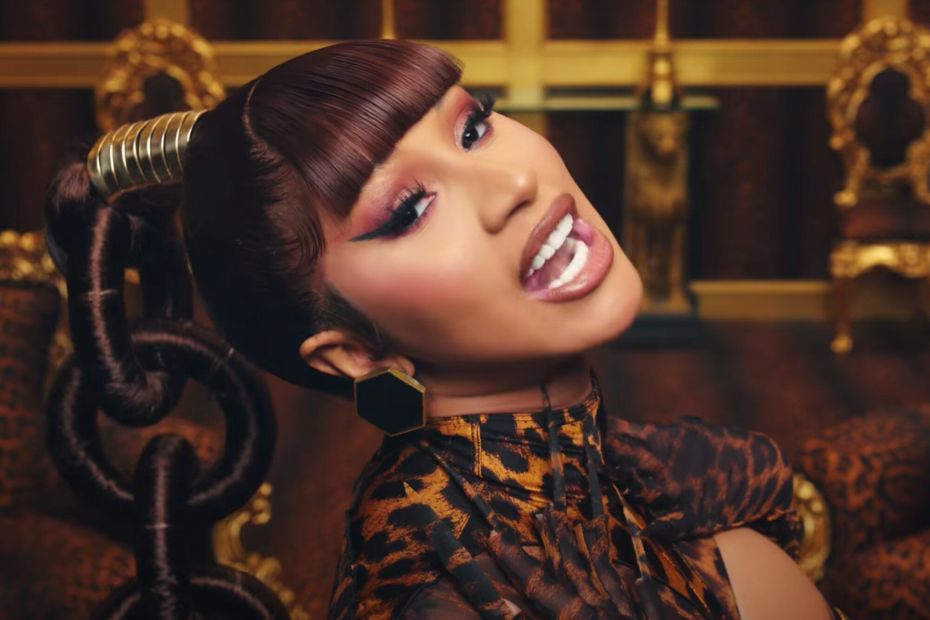 Cardi B To Bring 'Wap' Branding To Fashion, Alcohol, Mineral Water & More