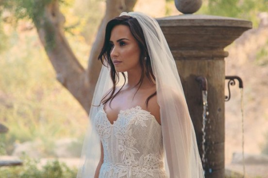 Demi Lovato says she 'definitely' won't wear a white wedding dress to marry Max Ehrich