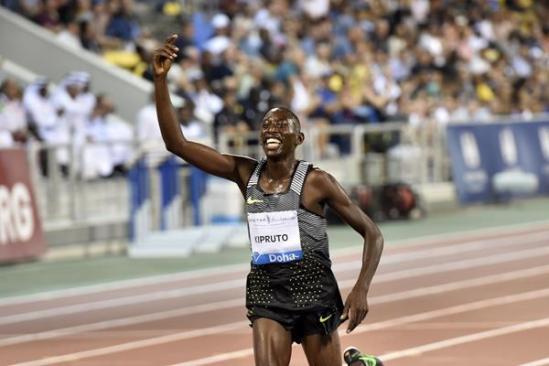 Mouth-watering middle-distance clashes for Doha Wanda Diamond League