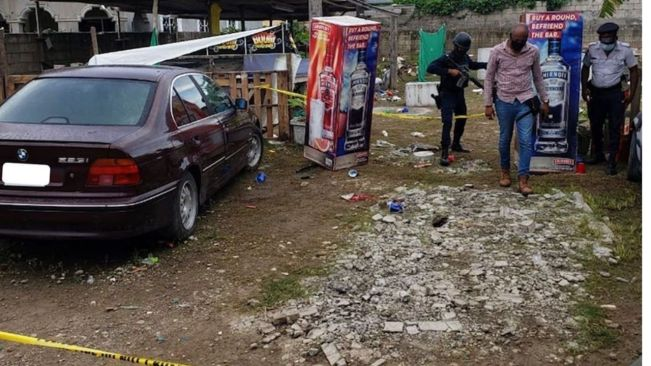 11 Shot, One Fatally, At Illegal Party in St. Catherine
