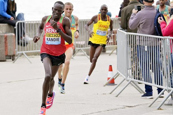 Kiplimo makes history for Uganda at World Athletics Half Marathon Championships Gdynia 2020